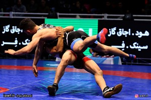 Photo 1  GR Takhti Cup Wrestling Tournament 15