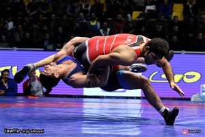 Photo 1  GR Takhti Cup Wrestling Tournament 26