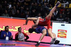 Photo 1  GR Takhti Cup Wrestling Tournament 27