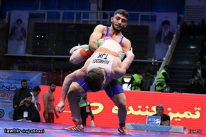 Photo 1  GR Takhti Cup Wrestling Tournament 30