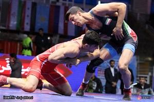 Photo2  GR Takhti Cup Wrestling Tournament 3