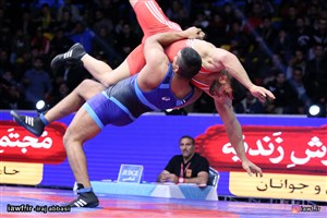 Photo2  GR Takhti Cup Wrestling Tournament 12
