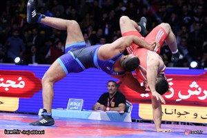 Photo2  GR Takhti Cup Wrestling Tournament 13