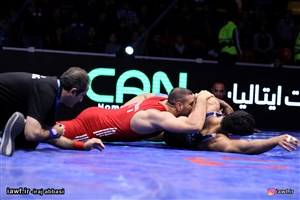Photo2  GR Takhti Cup Wrestling Tournament 16