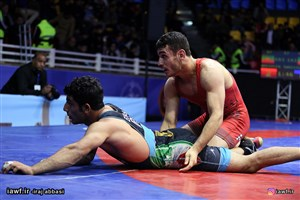 Photo2  GR Takhti Cup Wrestling Tournament 26