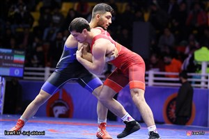 Photo2  GR Takhti Cup Wrestling Tournament 31