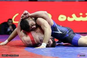 Photo2  GR Takhti Cup Wrestling Tournament 38