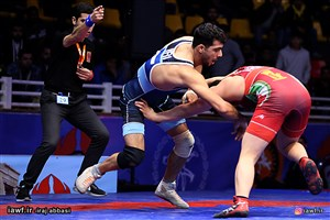 Photo2  GR Takhti Cup Wrestling Tournament 41