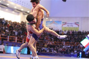 Photo 3  Greco-Roman Takhti Cup 5