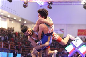 Photo 3  Greco-Roman Takhti Cup 6