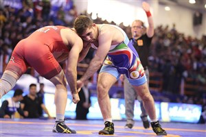 Photo 3  Greco-Roman Takhti Cup 7