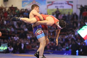 Photo 3  Greco-Roman Takhti Cup 8