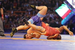 Photo 3  Greco-Roman Takhti Cup 10