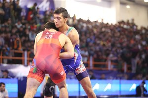 Photo 3  Greco-Roman Takhti Cup 13