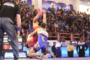 Photo 3  Greco-Roman Takhti Cup 14
