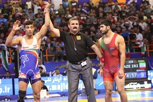 Photo 3  Greco-Roman Takhti Cup 15