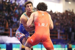 Photo 3  Greco-Roman Takhti Cup 16