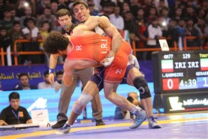 Photo 3  Greco-Roman Takhti Cup 17