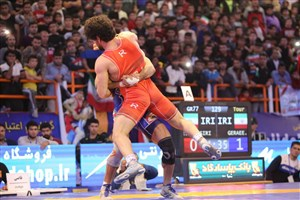 Photo 3  Greco-Roman Takhti Cup 18