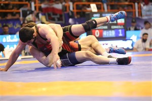 Photo 3  Greco-Roman Takhti Cup 20