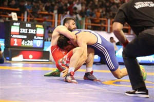 Photo 3  Greco-Roman Takhti Cup 23