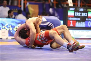 Photo 3  Greco-Roman Takhti Cup 24