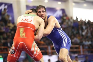 Photo 3  Greco-Roman Takhti Cup 25