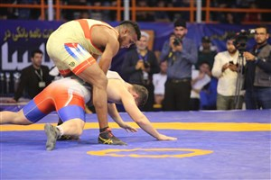 Photo 3  Greco-Roman Takhti Cup 26