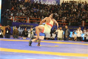 Photo 3  Greco-Roman Takhti Cup 27
