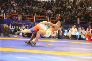 Photo 3  Greco-Roman Takhti Cup 28