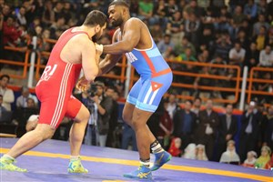 Photo 3  Greco-Roman Takhti Cup 32