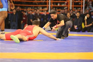 Photo 3  Greco-Roman Takhti Cup 34