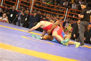Photo 3  Greco-Roman Takhti Cup 35
