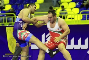 Photo5  Greco-Roman Wrestling Tournament Takhti Cup 2