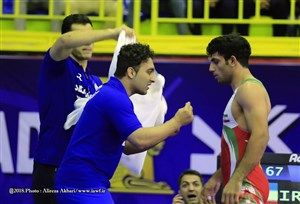 Photo5  Greco-Roman Wrestling Tournament Takhti Cup 3