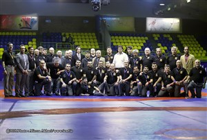 Photo5  Greco-Roman Wrestling Tournament Takhti Cup 4