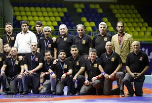 Photo5  Greco-Roman Wrestling Tournament Takhti Cup 5