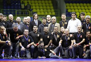 Photo5  Greco-Roman Wrestling Tournament Takhti Cup 6