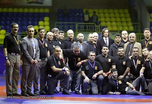 Photo5  Greco-Roman Wrestling Tournament Takhti Cup 7