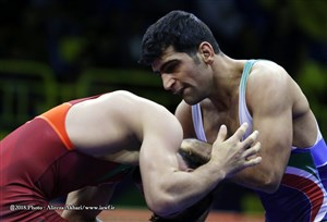 Photo5  Greco-Roman Wrestling Tournament Takhti Cup 8