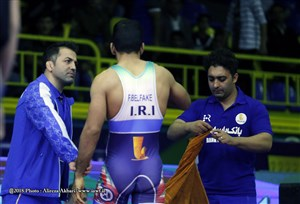 Photo5  Greco-Roman Wrestling Tournament Takhti Cup 9