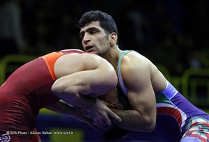 Photo5  Greco-Roman Wrestling Tournament Takhti Cup 10