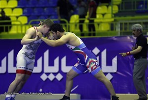 Photo5  Greco-Roman Wrestling Tournament Takhti Cup 11