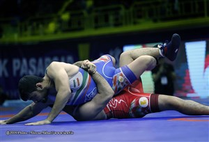Photo5  Greco-Roman Wrestling Tournament Takhti Cup 15