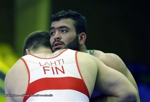 Photo5  Greco-Roman Wrestling Tournament Takhti Cup 16