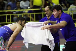 Photo5  Greco-Roman Wrestling Tournament Takhti Cup 17