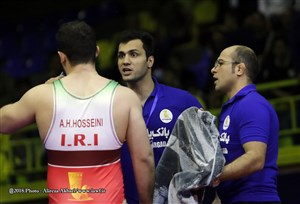 Photo5  Greco-Roman Wrestling Tournament Takhti Cup 18