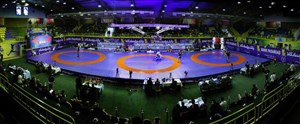 Photo5  Greco-Roman Wrestling Tournament Takhti Cup 1