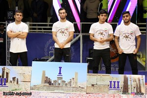 Photo 3  GR Takhti Cup Wrestling Tournament 2