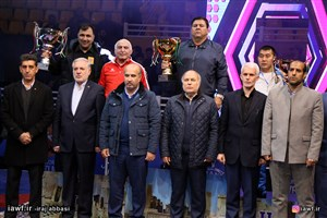 Photo 3  GR Takhti Cup Wrestling Tournament 37